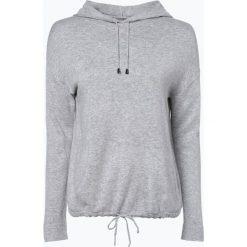 Swetry klasyczne damskie: comma casual identity – Sweter damski z dodatkiem kaszmiru, szary