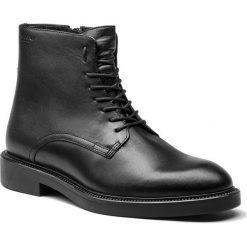 Kozaki VAGABOND - Alex M 4666-001-20 Black. Czarne buty zimowe męskie marki Vagabond, z materiału. Za 669,00 zł.