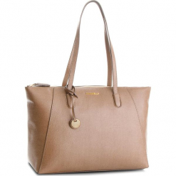 Torebka COCCINELLE - CF5 Clementine E1 CF5 11 01 01 Taupe N75. Brązowe torebki klasyczne damskie marki Coccinelle, ze skóry, duże. W wyprzedaży za 919,00 zł.