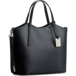 Torebka CREOLE - K10318  Granatowy. Niebieskie torebki klasyczne damskie Creole, ze skóry. W wyprzedaży za 259,00 zł.