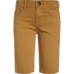 Spodenki chłopięce: IKKS BERMUDA Szorty jeansowe yellow