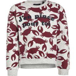 IKKS Bluza gris chiné clair. Szare bluzy chłopięce marki IKKS, z bawełny. W wyprzedaży za 199,20 zł.