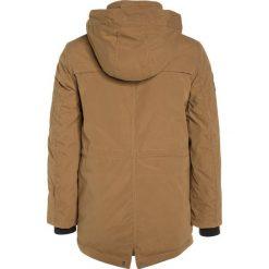 IKKS FULL WINT TRIBAL  Płaszcz zimowy beige moyen. Brązowe kurtki chłopięce zimowe marki IKKS, z bawełny. W wyprzedaży za 463,20 zł.