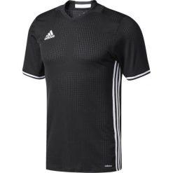 Adidas Koszulka piłkarska  Condivo 16 Jersey czarna r. XXL. Czarne t-shirty męskie marki Adidas, m, z jersey, do piłki nożnej. Za 123,31 zł.
