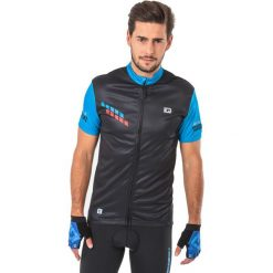 IQ Koszulka Rowerowa Sore Black/palace Blue/fiery Red r. M. Szare odzież rowerowa męska marki IQ, l. Za 91,00 zł.