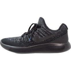 Buty do biegania damskie: Nike Performance LUNAREPIC LOW FLYKNIT 2 Obuwie do biegania treningowe black