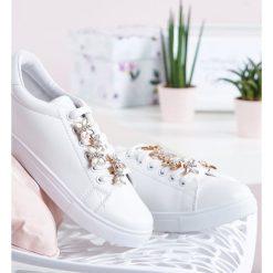 Białe Buty Sportowe Diamond Buterfly. Białe buty sportowe damskie vices. Za 49,99 zł.