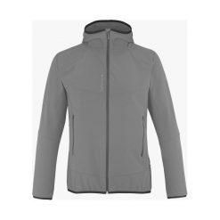 KURTKA LAFUMA TRACK SHELL STEEL. Brązowe kurtki do biegania męskie marki Lafuma, m, z elastanu. Za 200,99 zł.