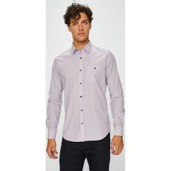 Medicine - Koszula Northern Story. Szare koszule męskie na spinki marki S.Oliver, l, z bawełny, z włoskim kołnierzykiem, z długim rękawem. Za 149,90 zł.