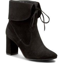 Botki OLEKSY - 368/540 Czarny. Szare buty zimowe damskie marki Oleksy, ze skóry. W wyprzedaży za 249,00 zł.