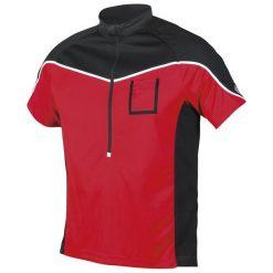 Etape Koszulka Rowerowa Męska Polo Red/Black Xl. Czarne odzież rowerowa męska marki Etape, m, z krótkim rękawem. W wyprzedaży za 94,00 zł.
