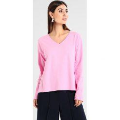 Bluzki damskie: Marc O'Polo DENIM MIX Bluzka z długim rękawem prism pink