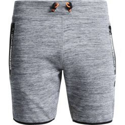 Spodenki i szorty męskie: Superdry GYM TECH SLIM SHORT Krótkie spodenki sportowe concrete marl/ice space dye