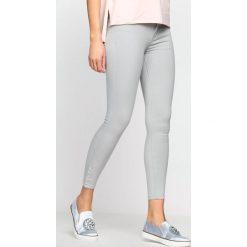 Spodnie damskie: Szare Spodnie Assure