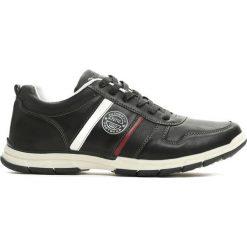 Czarne Buty Sportowe Everyday. Czarne buty skate męskie Born2be, na sznurówki. Za 74,99 zł.