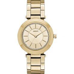 DKNY - Zegarek NY2286 Stanhope. Żółte zegarki damskie DKNY, szklane. W wyprzedaży za 439,90 zł.