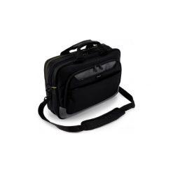 """Targus Citygear 15-17.3"""" Laptop Topload Black. Torby na laptopa marki Targus, w paski, z materiału. Za 291,00 zł."""