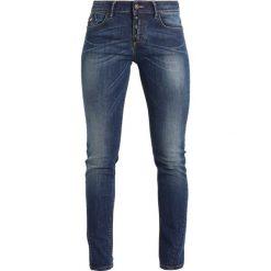 Rurki damskie: H.I.S MONROE Jeansy Slim Fit blue