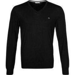 Swetry klasyczne męskie: J.LINDEBERG LYMANN Sweter black