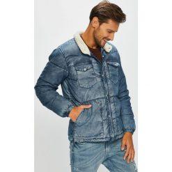 Levi's - Kurtka puchowa. Brązowe kurtki męskie puchowe Levi's®, l, z bawełny. Za 699,90 zł.
