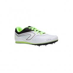 Buty do biegania AT START. Czarne buty do biegania męskie marki KALENJI, z gumy. Za 129,99 zł.