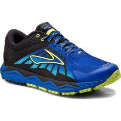 Buty do biegania męskie: Buty BROOKS - Caldera 110242 1D 445 Electric Brooks Blue/Lime Popsicle/Blue Fish