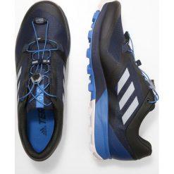 Adidas Performance TERREX Obuwie do biegania Szlak conavy/grey/blue. Niebieskie buty do biegania męskie adidas Performance, z materiału. Za 499,00 zł.
