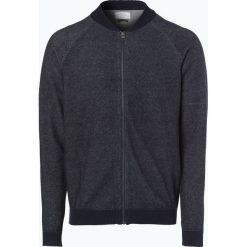 Swetry męskie: Jack & Jones – Kardigan męski – Jorbalm, niebieski