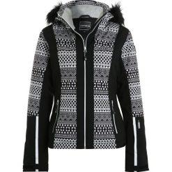 Icepeak NANCY Kurtka zimowa black. Czarne kurtki damskie zimowe Icepeak, z materiału. W wyprzedaży za 535,20 zł.