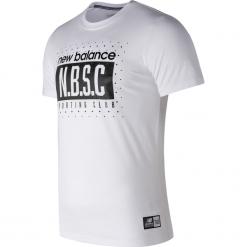 T-shirty męskie: New Balance AMT71632WT