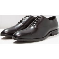 KIOMI Eleganckie buty black. Czarne buty wizytowe męskie marki KIOMI, z materiału, na sznurówki. Za 379,00 zł.