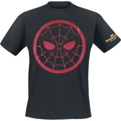 T-shirty męskie z nadrukiem: Spider-Man Homecoming – Shimmer Ink T-Shirt czarny