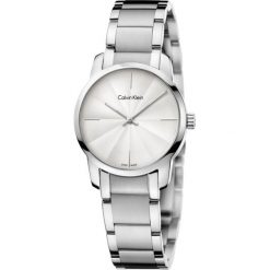 ZEGAREK CALVIN KLEIN CITY LADY K2G23146. Szare zegarki damskie marki Calvin Klein, szklane. Za 899,00 zł.