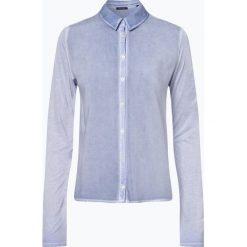 T-shirty damskie: Marc O'Polo - Damska koszulka z długim rękawem, niebieski