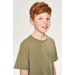 Odzież dziecięca: T-shirt – Khaki