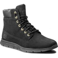 Botki TIMBERLAND - Killington 6 In Boot A18WI Black. Czarne botki damskie skórzane marki Timberland. W wyprzedaży za 389,00 zł.