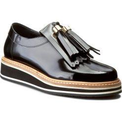 Buty damskie: Półbuty BALDININI - 717201P23ZSTAL0000 Nero