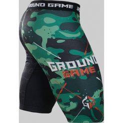 "Bermudy męskie: Ground Game Sportswear Spodenki Vale Tudo ""Moro"" M"