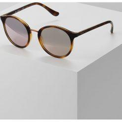 VOGUE Eyewear Okulary przeciwsłoneczne black/rose gold. Czarne okulary przeciwsłoneczne damskie aviatory VOGUE Eyewear. Za 459,00 zł.
