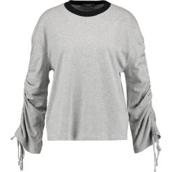 Bluzy rozpinane damskie: KIOMI Bluza mottled grey
