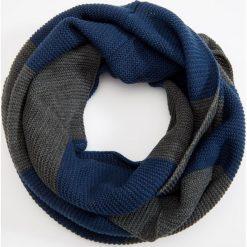 Komin - Niebieski. Niebieskie szaliki męskie Reserved. Za 59,99 zł.