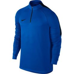 Nike Koszulka męska Squad niebieska r. L (807063 453). Niebieskie koszulki sportowe męskie marki Nike, l, do piłki nożnej. Za 129,00 zł.