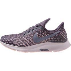 Nike Performance AIR ZOOM PEGASUS  Obuwie do biegania treningowe gridiron/light carbon/storm pink/atmosphere grey. Szare buty do biegania damskie Nike Performance, z materiału. Za 509,00 zł.