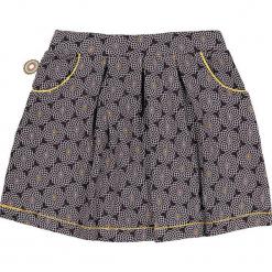"""Spódnica """"Drawn"""" w kolorze czarnym. Czarne spódniczki dziewczęce marki 4FunkyFlavours Kids, mini. W wyprzedaży za 82,95 zł."""