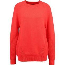 Swetry damskie: YAS YASPEONY  Sweter orange