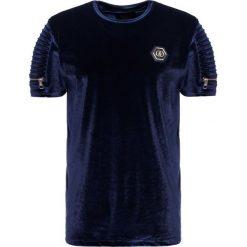 T-shirty męskie z nadrukiem: Glorious Gangsta BOVIS Tshirt z nadrukiem navy