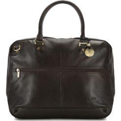 Torba na laptopa 02-3-390-4. Czarne torby na laptopa marki Wittchen, w paski. Za 1799,00 zł.