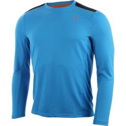 T-shirty męskie: koszulka do biegania męska MIZUNO WARMALITE LONGSLEEVE TEE / J2GA550823