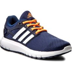 Buty sportowe damskie: Buty adidas – Energy Cloud Wtc W BB3166 Mystery Blue/Ftwr White/Glow Orange