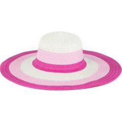 Kapelusz damski Colorado różowy. Czerwone kapelusze damskie Art of Polo. Za 28,94 zł.